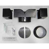 Electrolux EFF90462OX - Bandeau de commandes