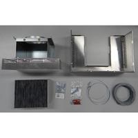 Gaggenau AW240-170 Série 200 - Système de fixation