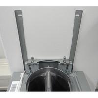 Miele PUR68W - Système de fixation