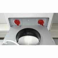 Neff D79SG52N0 - Système de fixation