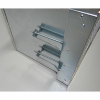 Novy 828 - Système de fixation