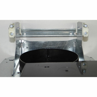 Sauter SHB4912X - Système de fixation