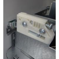 Sauter SHB4917X - Système de fixation