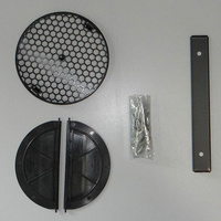 Whirlpool AKR039GBL - Accessoires fournis