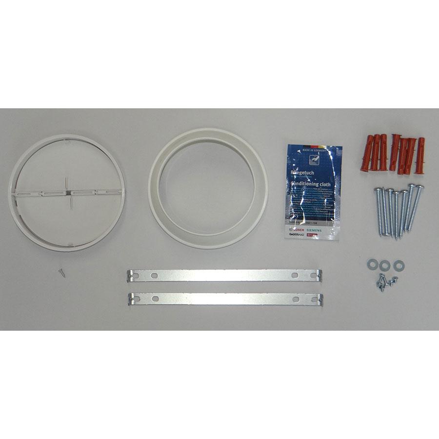 Bosch DWP94BC50 - Bandeau de commandes