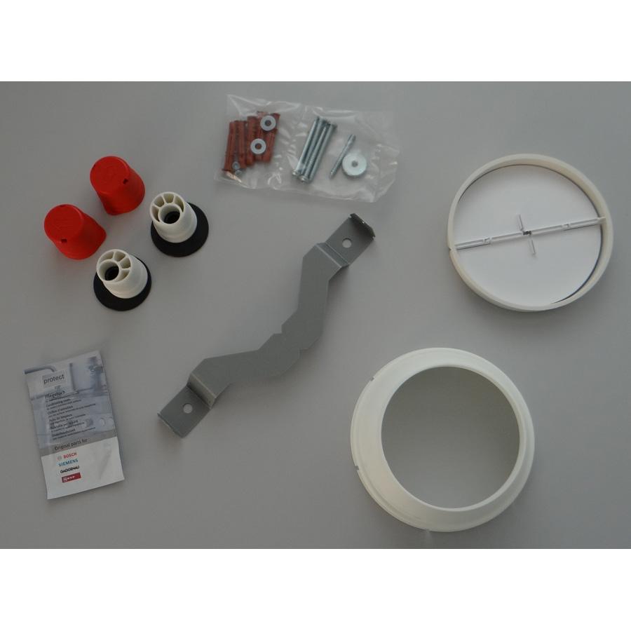 Bosch DWW067A50 Série 4 - Accessoires fournis