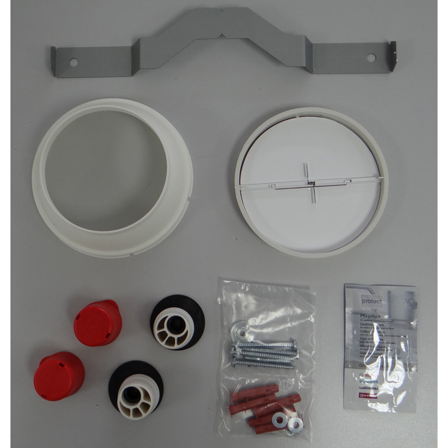 Bosch DWW097A50 Serie 4 - Accessoires fournis