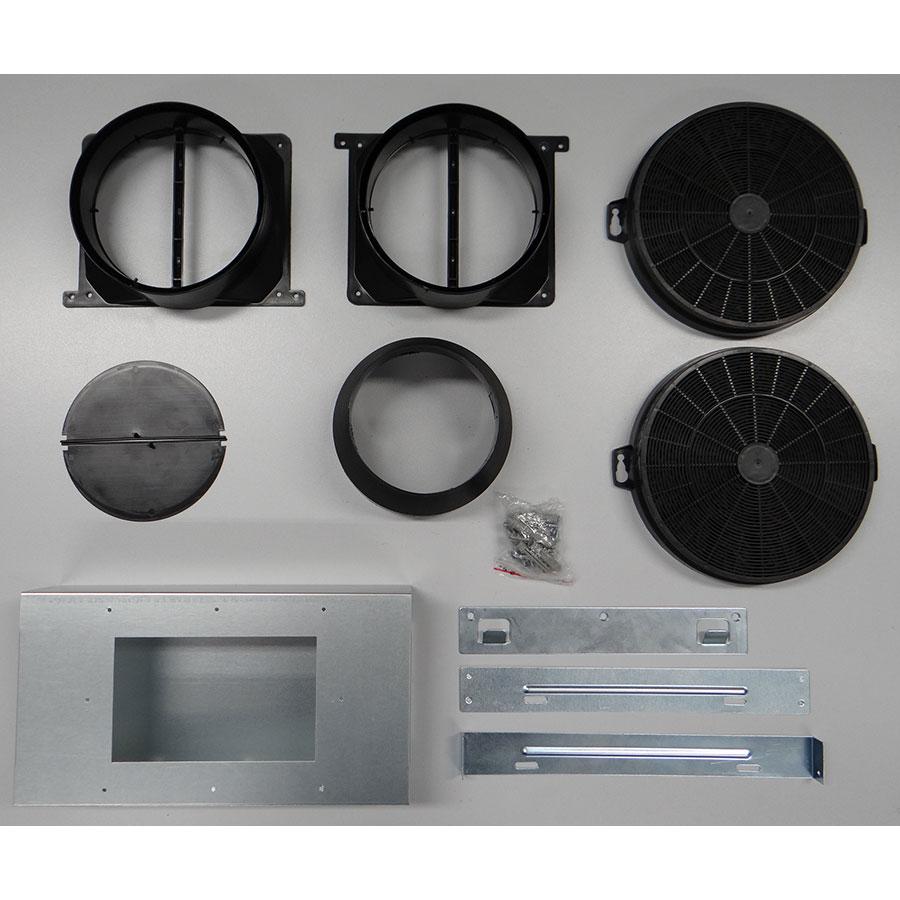 Brandt AD1516X - Système de fixation