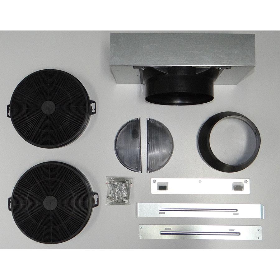 Brandt BHB6602X - Filtre(s) à graisse