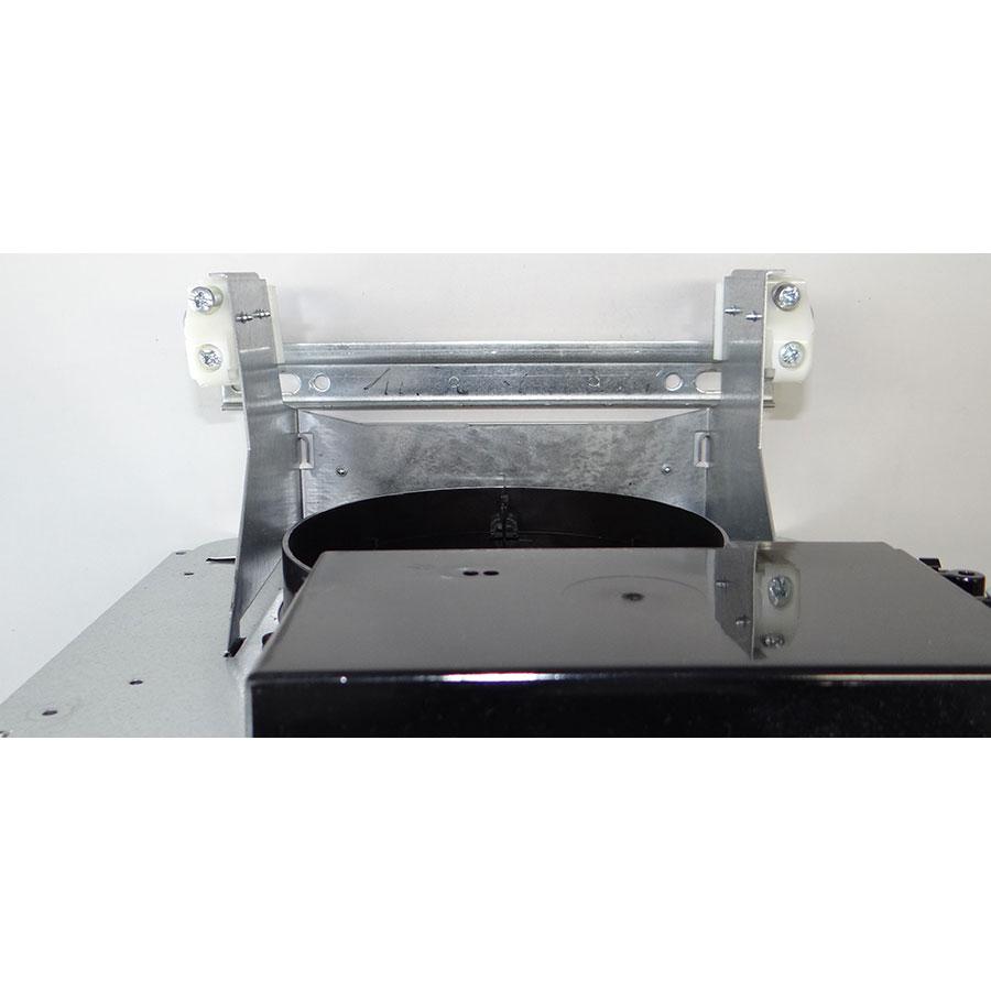 De Dietrich DHB7952G - Bandeau de commandes