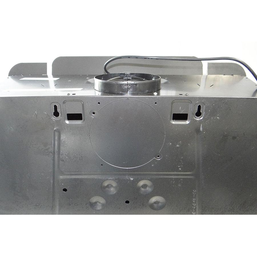 Electrolux EFV80464OX - Système de fixation