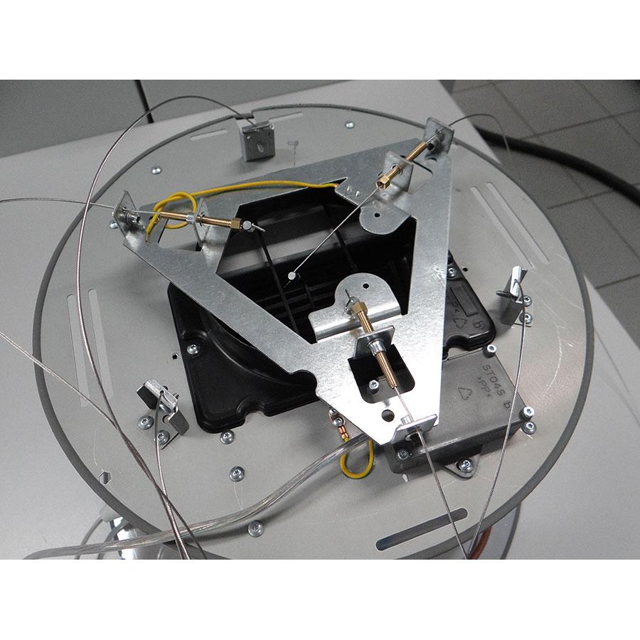 Elica Juno IX/F /50(*7*) - Système de fixation
