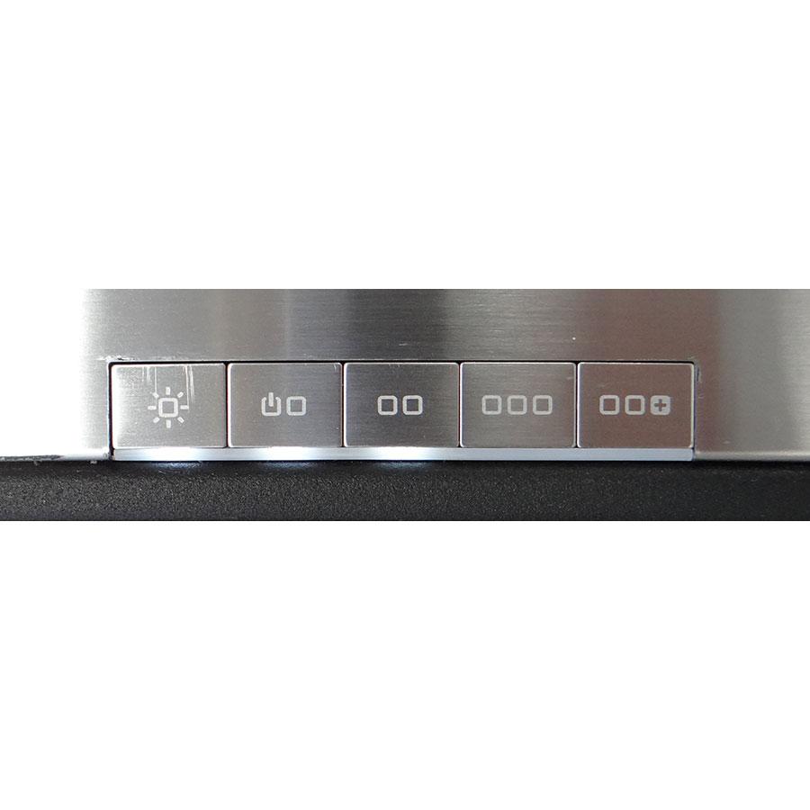 Elica Stripe IX/A/60/LX - Système de fixation
