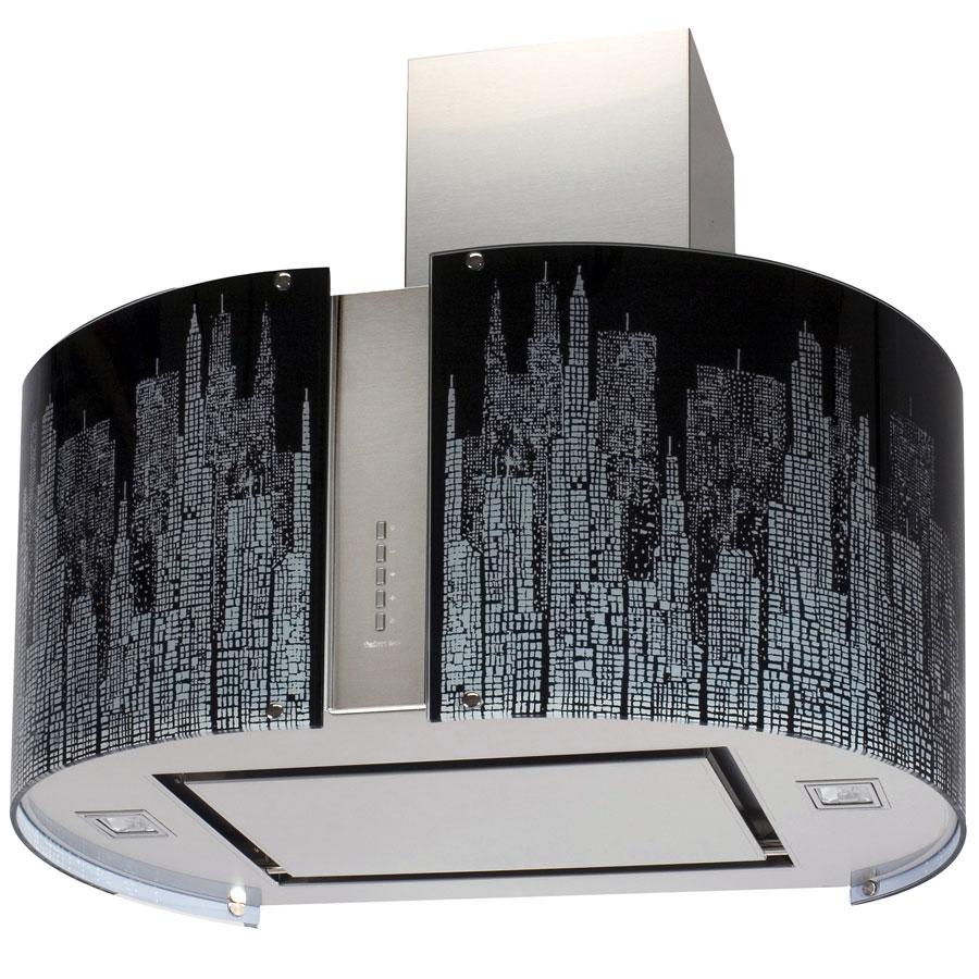 Falmec Mirabilia Manhattan Murale 67 cm - Vue principale