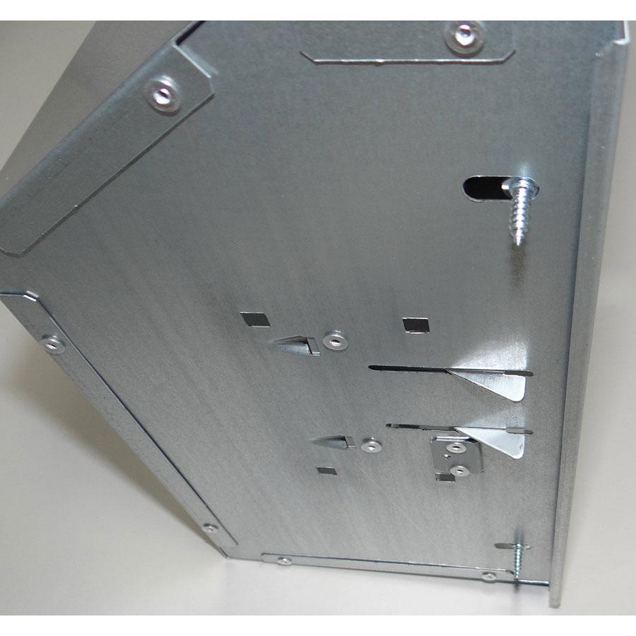 Faure FHG5222X - Accessoires fournis