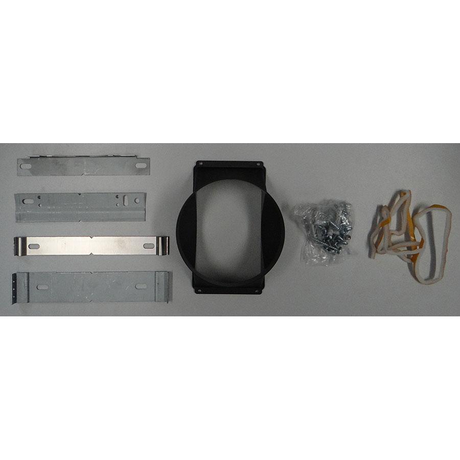 Novy 7050 Elyps - Système de fixation