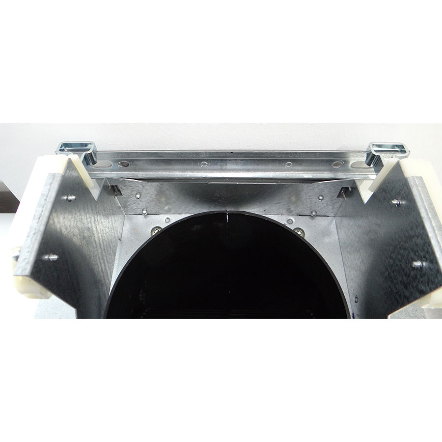Sauter SHR4922X - Système de fixation