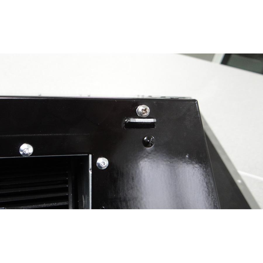 Whirlpool AKR808IX Elektra(*6*) - Système de fixation