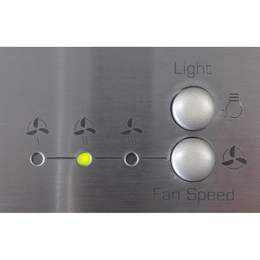 Whirlpool AVM960/IX - Système de fixation