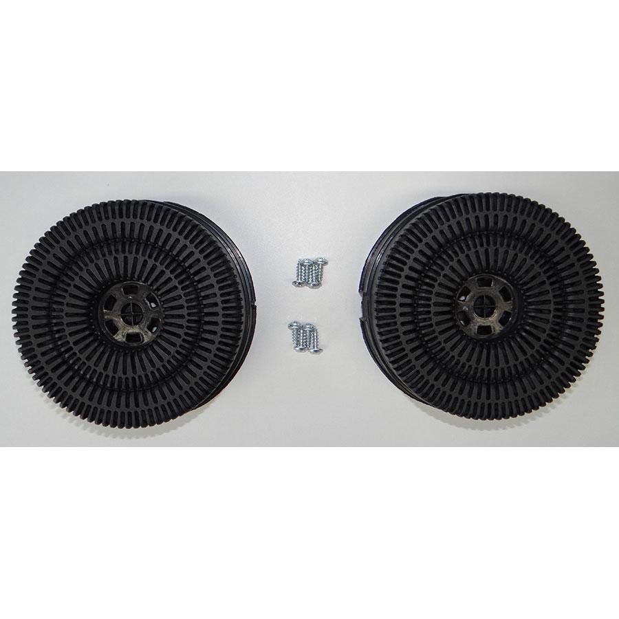 Whirlpool WCT64FLSX - Système de fixation