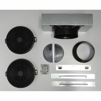 Brandt BHB6602X - Accessoires fournis