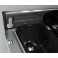 Electrolux EFC90465OX - Système de fixation