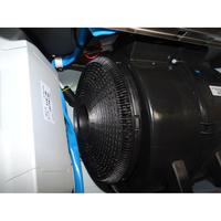 Electrolux LFG615X - Système de fixation