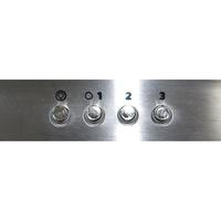 Faure FHC9755X - Filtre(s) à graisse