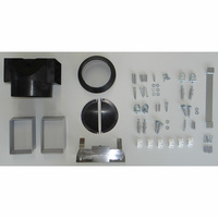Smeg KPF9RD - Accessoires fournis