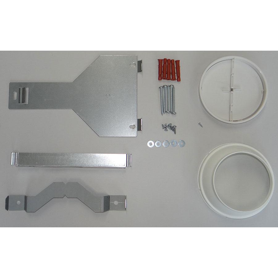 Bosch DWK97HM60 - Système de fixation