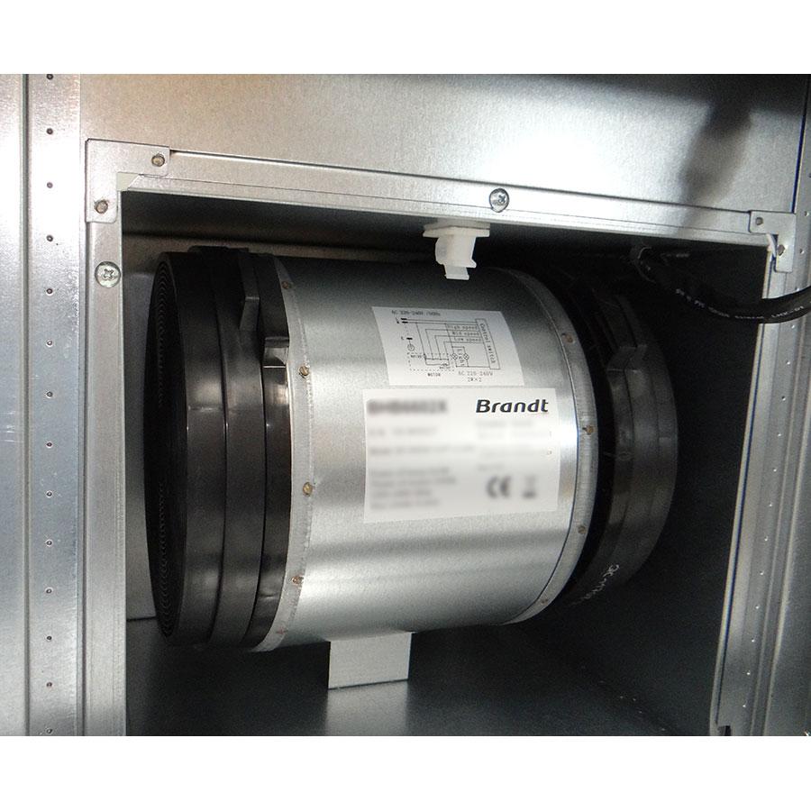 Brandt BHB6602X - Filtre(s) à odeur