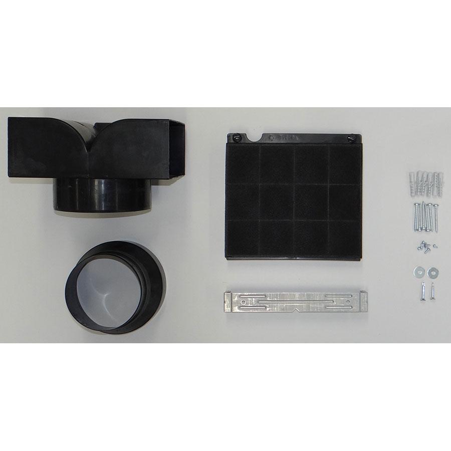 Electrolux EFC316X - Accessoires fournis