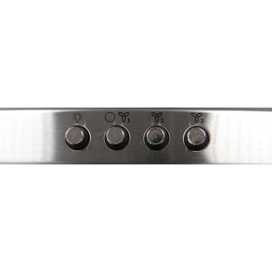 Electrolux EFC316X - Bandeau de commandes