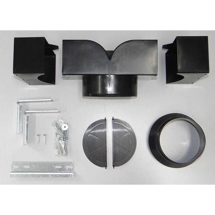 Electrolux EFF90462OX - Système de fixation