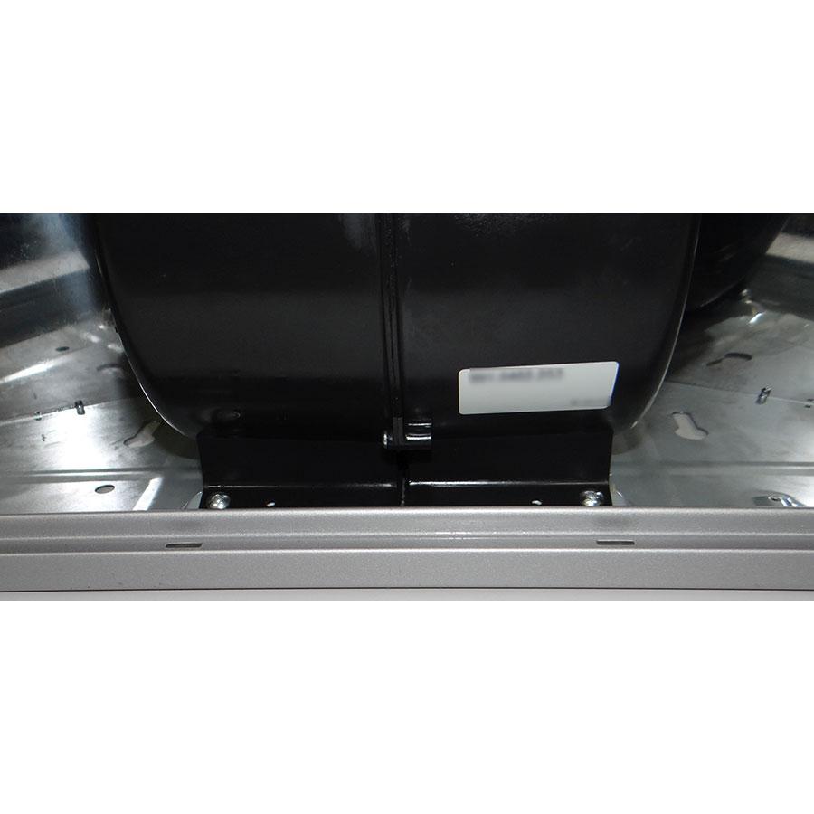 Faber Valia 90 XS - Système de fixation