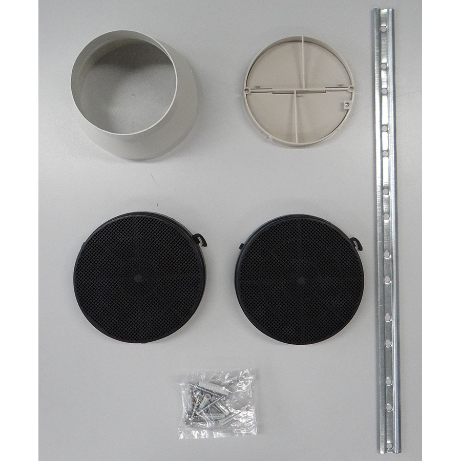 Falmec Flipper 1440 - Accessoires fournis
