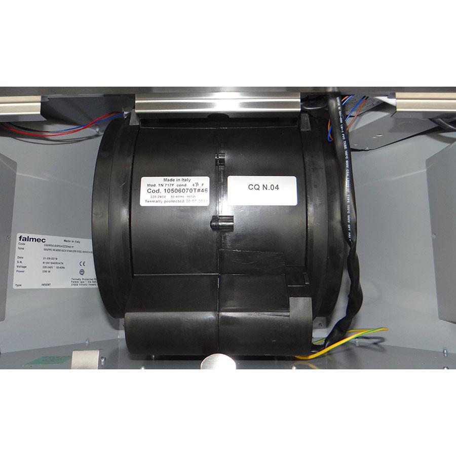 Falmec Gruppo3130 - Bandeau de commandes