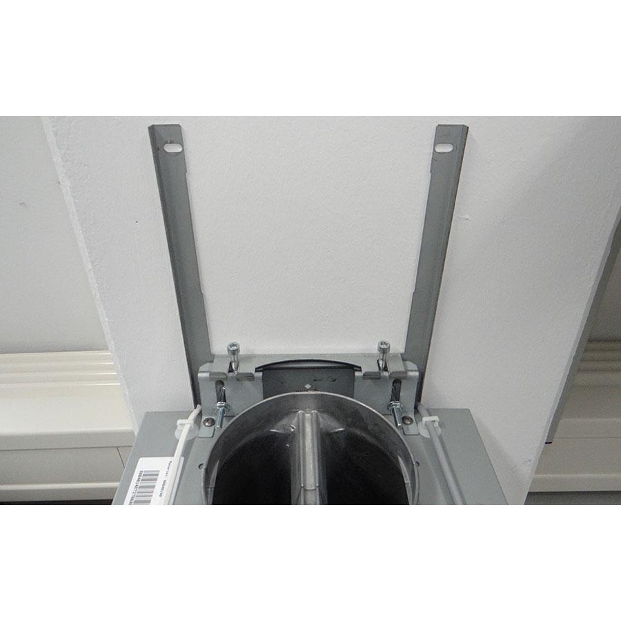Miele PUR68W - Bandeau de commandes