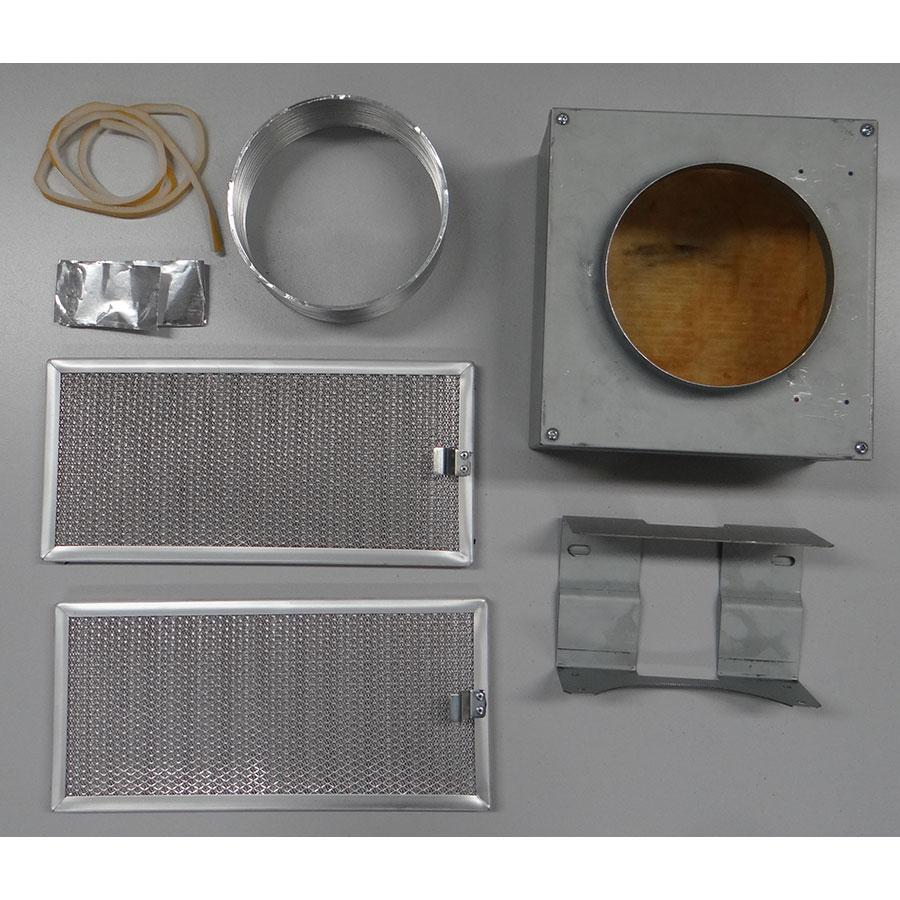 Novy 7050 Elyps - Filtre(s) à odeur