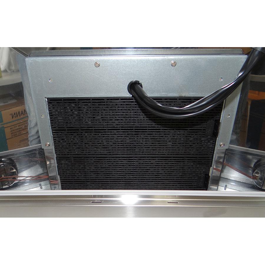Samsung HDC9147BX/XSA - Filtre(s) à odeur