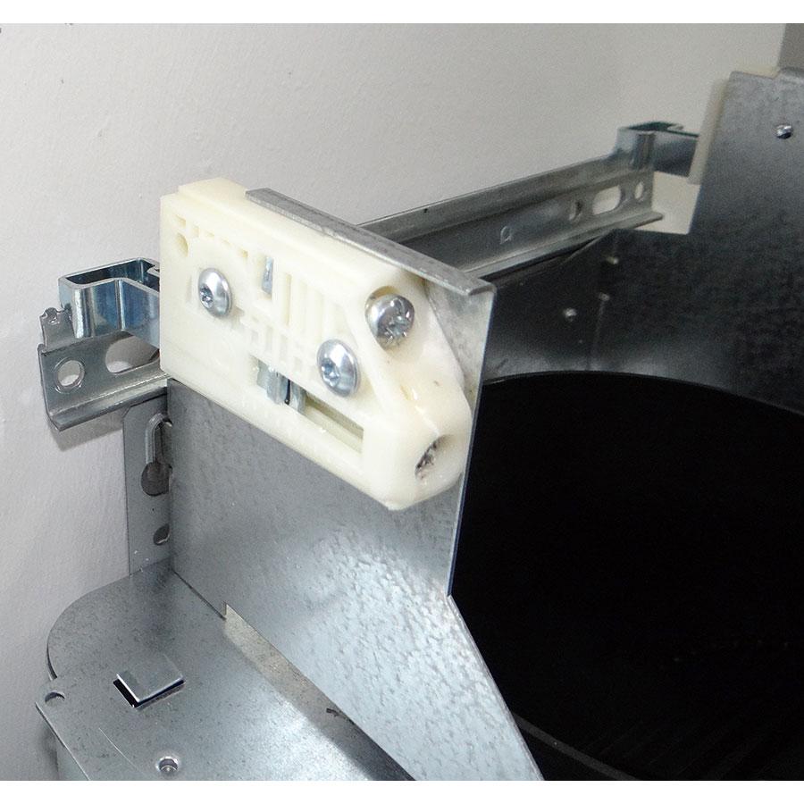 Sauter SHR4922X - Filtre(s) à graisse