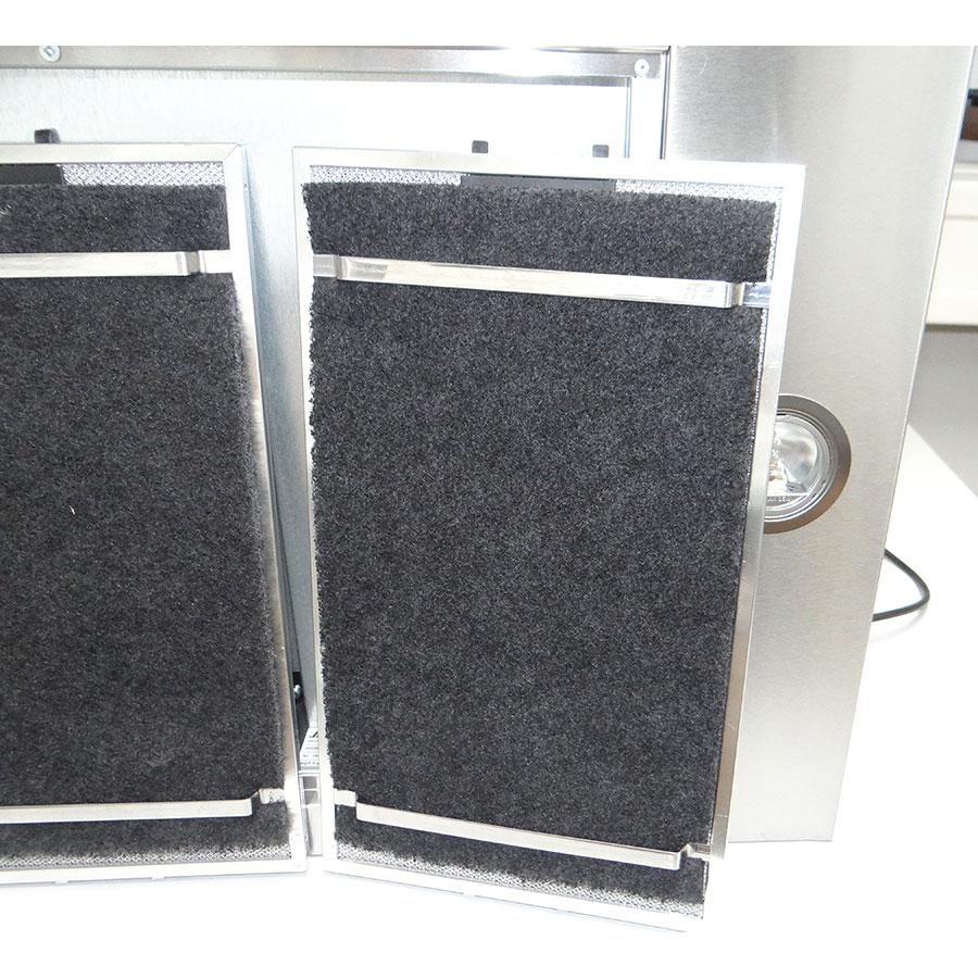 Sauter SHR4922X - Filtre(s) à odeur