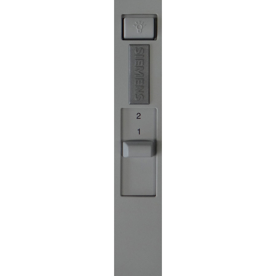 Siemens LB55565 - Bandeau de commandes