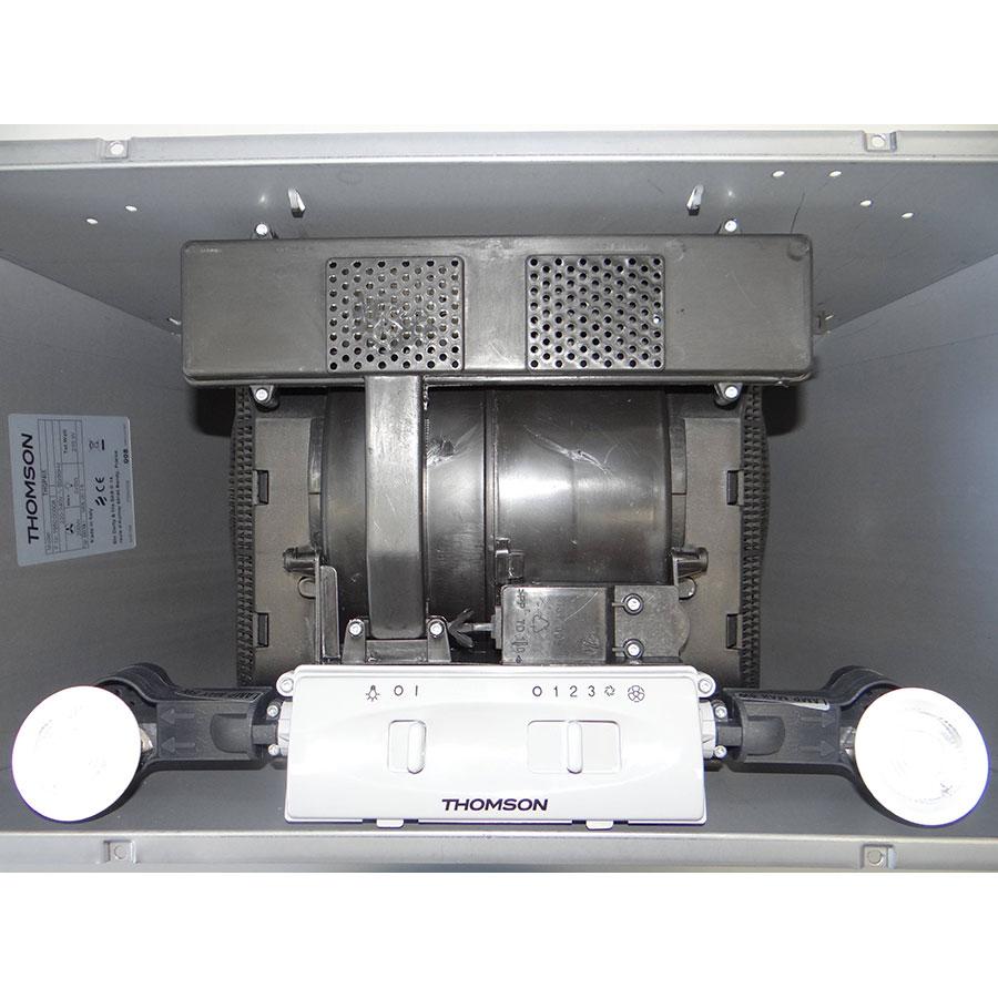 Thomson THGP4IX - Bandeau de commandes