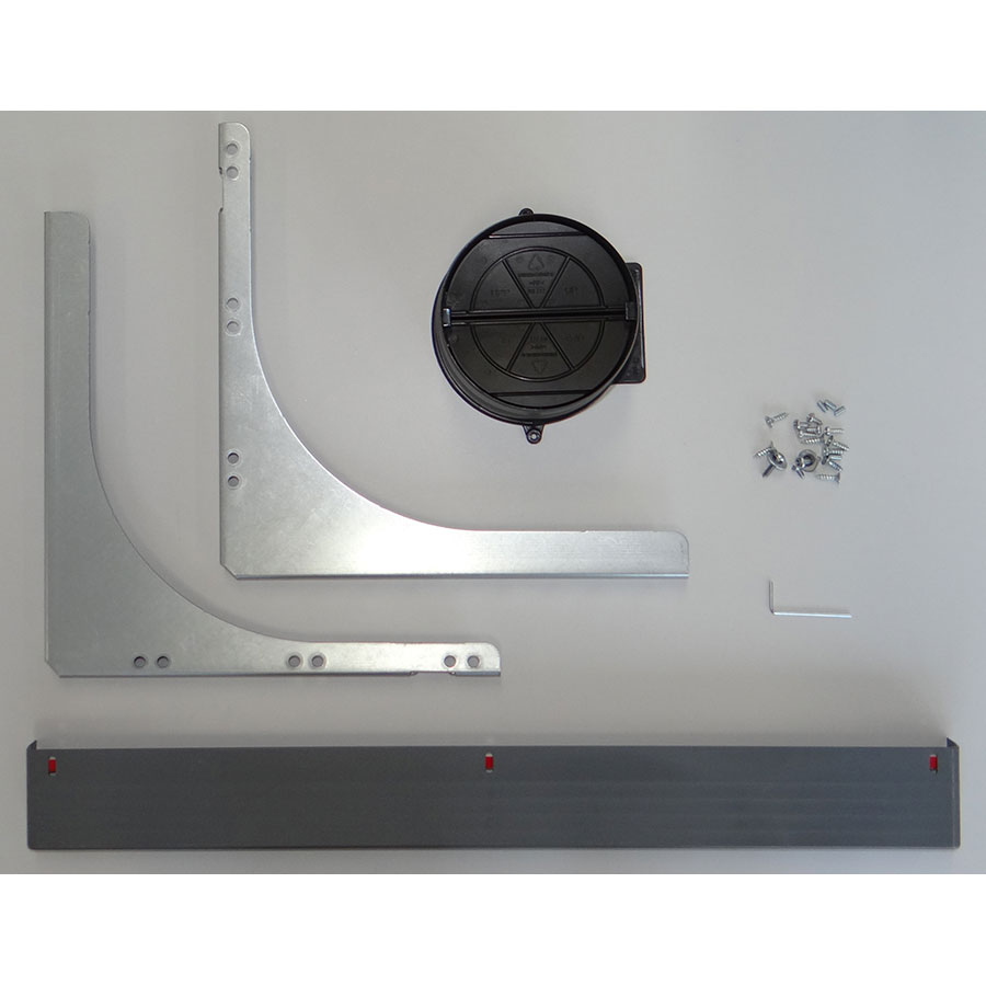 Whirlpool AVM960/IX - Accessoires fournis