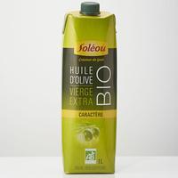Soléou Bio - Huile d'olive - Caractère