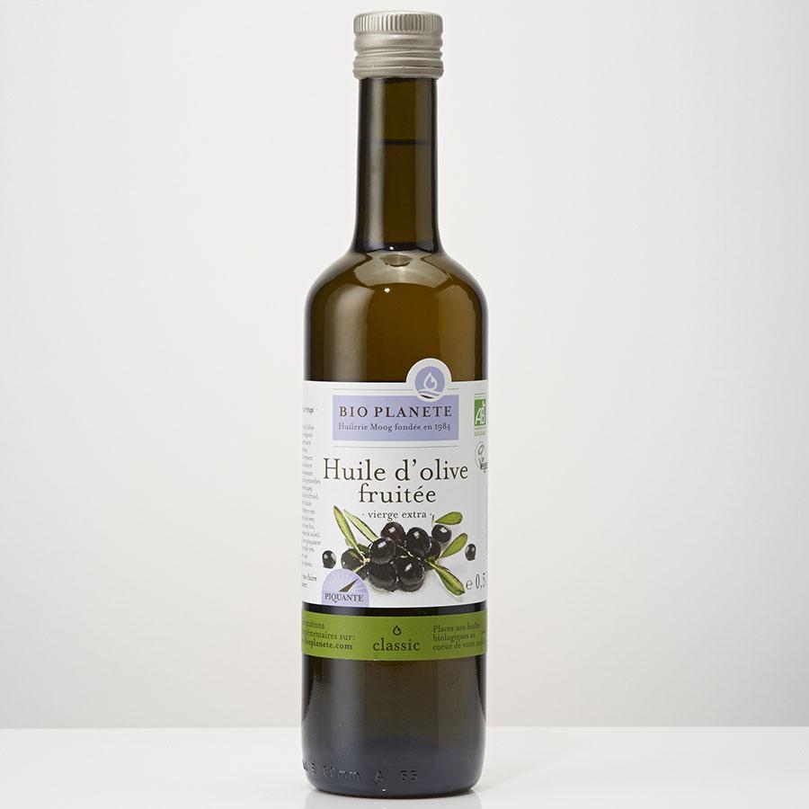 Bio Planète Huile d'olive fruitée - Classic -