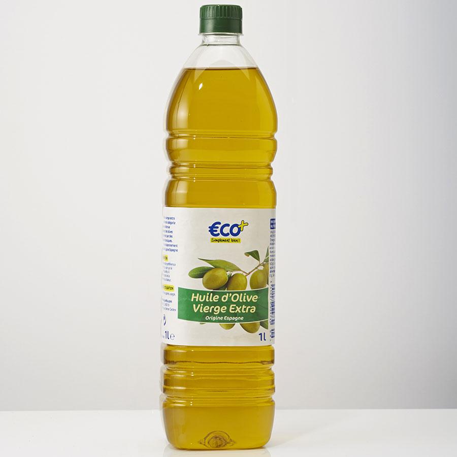 Eco+ (Leclerc) Huile d'olive -