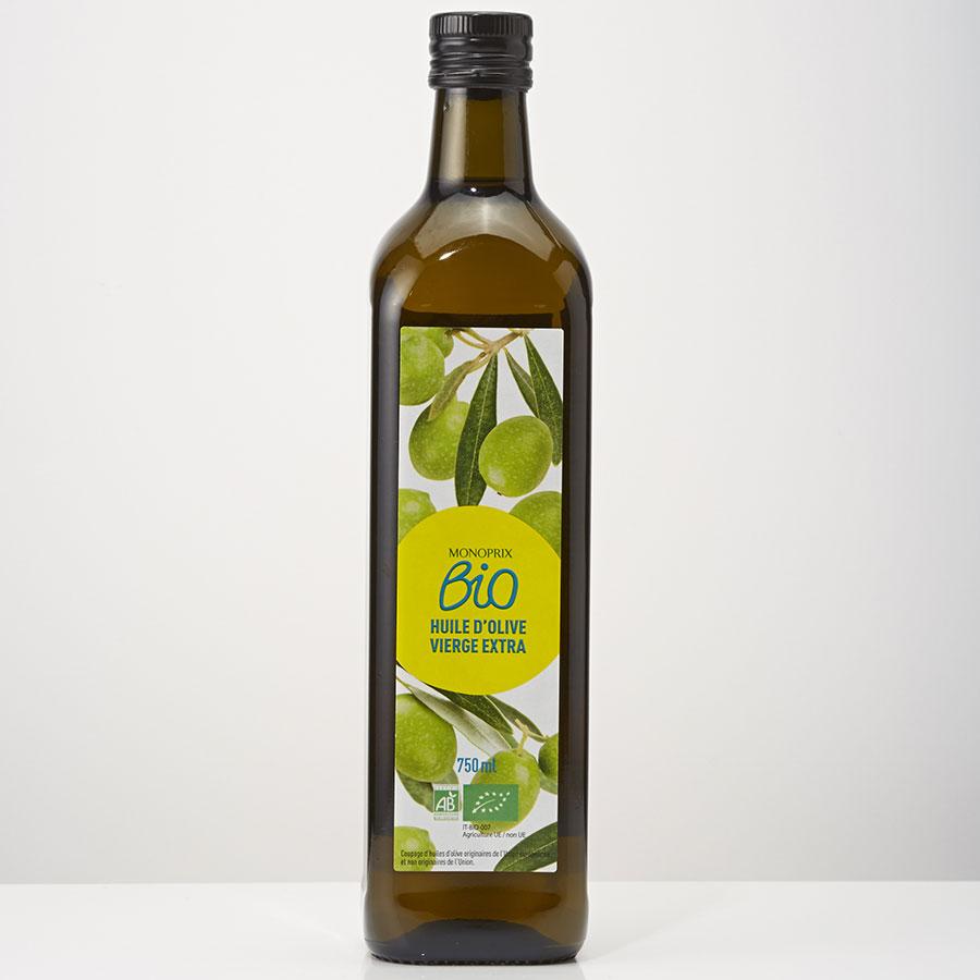 Monoprix Bio - Huile d'olive -