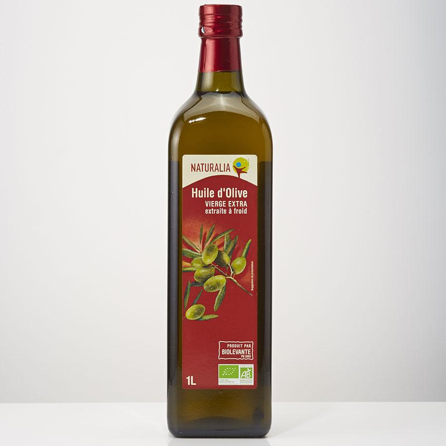 Naturalia Huile d'olive -